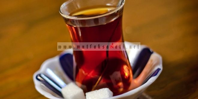 Turkish Food - Tea